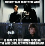 The Best Part About Star Wars...