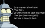 I'm Gonna Start A Band Called Free Beer...