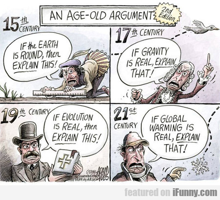 An Age-old Argument (2nd Edition)