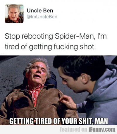 Stop Rebooting Spider-man...