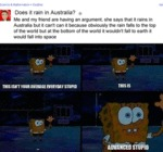 Does It Rain In Australia...