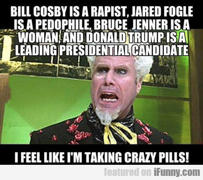Bill Cosby Is A Rapist...