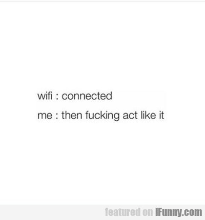 wifi: connected...