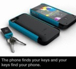 The Phone Finds Your Keys And The Keys Find...