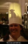 This Is One Cool Chef's Hat...
