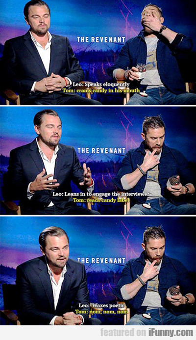 Leo: Speaks Eloquently...