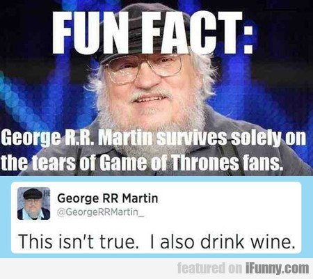 George Martin: This Isn't True...