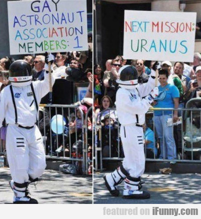 Gat Astronaut Association...