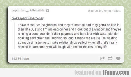 i have these two neighbors...
