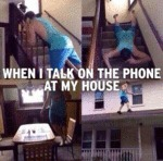 When I Talk On The Phone...