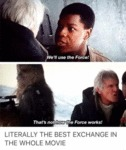 Literally The Best Exchange In The Whole Movie...