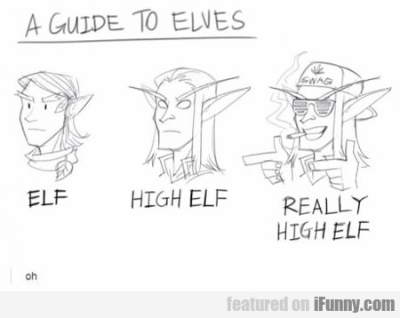 A Guide To Elves...