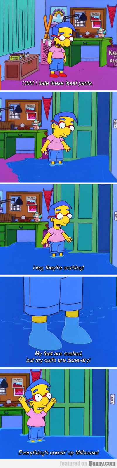 Everything Is Coming Up Milhouse...