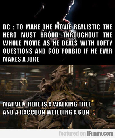 to make the movie realistic, the hero...