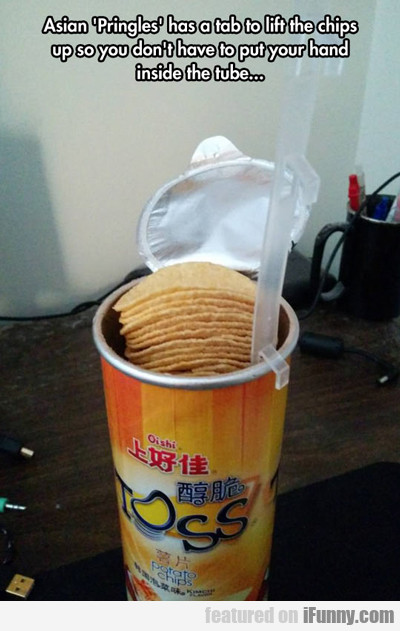 Asian Pringles Have A Tab...