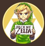Dude, I'm Not Zelda...
