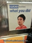 Lucas Better Keep His God Damn Mouth Shut...