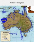 Australia Is Scooby Doo...