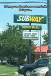 Subway Sure Doesn't Mess Around With Their Puns...