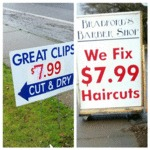 Great Clips...