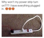 Why Won't My Power Strip Turn On?