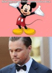 Mickey Mouse Was The First Non-human To...