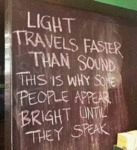 Light Travels Faster Than Sound... This Is Why...
