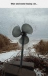 When Wind Meets Freezing Rain...