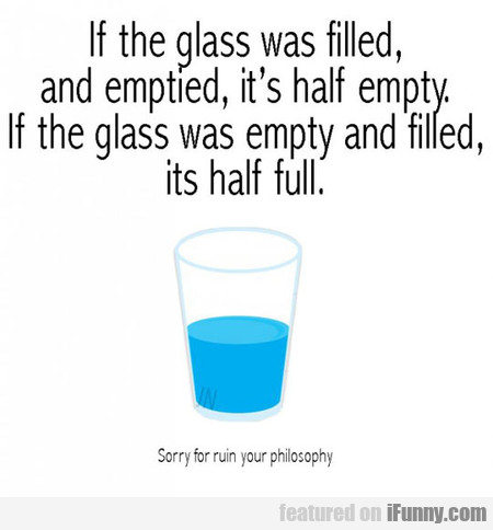 To End The Glass Controversy