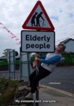 Elderly People...