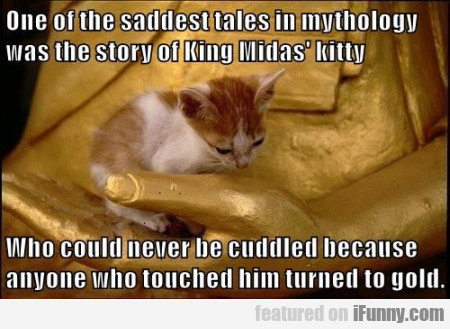 One Of Th Saddest Tales In Mythology