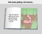 Kids Books Getting A Bit Extreme...