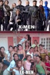 X-men Vs. Ex-men...
