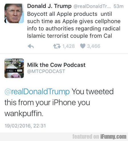 Boycott All Apple Products Until Such Time A Appl