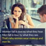 Women Fall In Love By What They Hear...