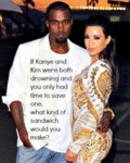 If Kanye And Kim...