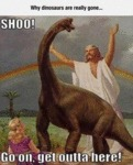 Why Dinosaurs Are Really Gone...