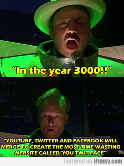 In The Year 3000...
