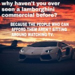 Why Haven't You Ever Seen A Lamborghini...