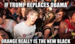 If Trump Replaces Obama...