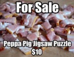 For Sale: Peppa Pig Jigsaw Puzzle...