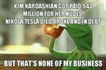 Kim Kardashian Got Paid $43 Million...