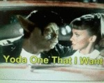 Yoda The One That I Want...