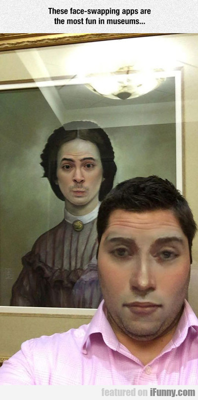These Face Swapping Apps Are The Most Fun In...