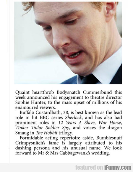 Qaint Heartthrob Bodysnatch Cummerbund...