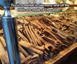This Is Market In Germany...