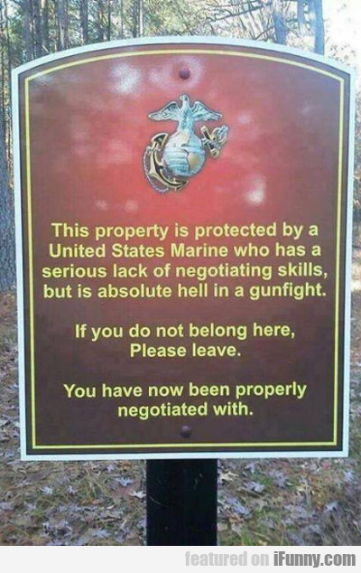 this property is protected by a united states...