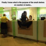 Finally I Know What Is The Purpose Of The Small...