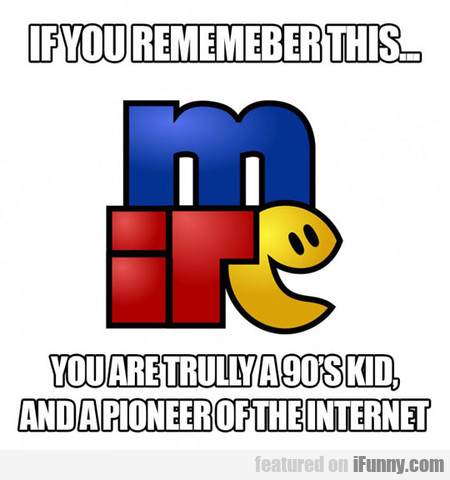 If You Remember This, You Are A 90's Kid