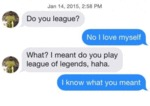 Do You League?